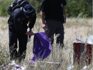 黑匣子數據顯示MH17或遇突發情