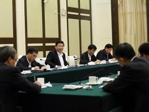 習近平廣東談經濟引熱議
